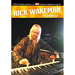 Rick Wakeman The Anthology
