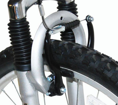 TITAN Punisher Dual-Suspension All-Terrain Mountain Bike - 26