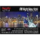 DVD All Night New York (Night Scene photo show on DVD)