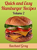50 Quick and Easy Hamburger Recipes Volume 2
