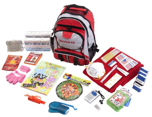 Camping Safety For Kids front-1053313