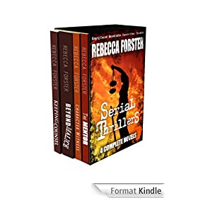 Serial Thrillers: 4 Bundled Thrillers: Keeping Counsel, Beyond Malice, Character Witness, The Mentor (English Edition)