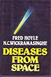 Diseases from space (0060119373) by Fred Hoyle
