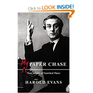Amazon.com: MY PAPER Chase: True Stories of Vanished Times ...