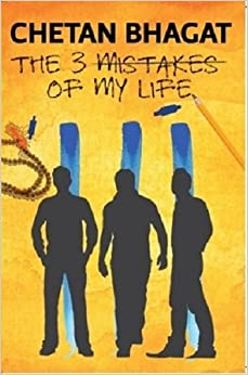 3 mistakes of my life Is the movie an exact replica of the book or have some facts been altered in the movie which are not there in the book in the movie they show omi shooting ishaan is that true in the book also and what are the actual 3 mistakes shown in the movie also is it true that the book.
