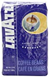 Lavazza Super Crema Espresso Whole Bean Coffee, 2.2-Pound Bag