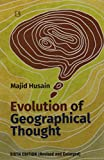 Evolution of Geographical Thought 6/e (PB)....Husain M
