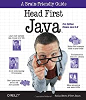 Head First Java, 2nd Edition Front Cover