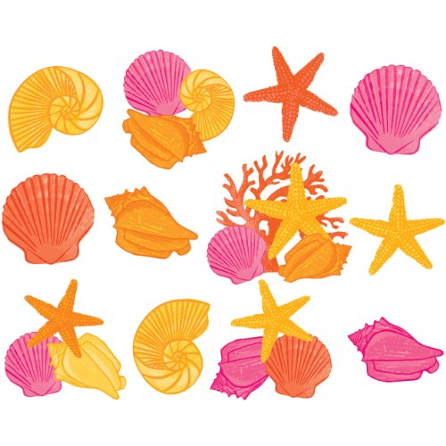 cutouts value pack summer shells - 1