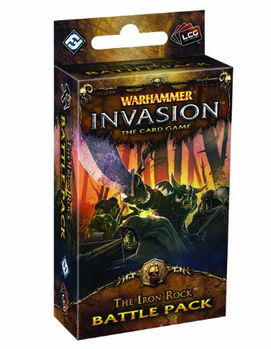 Warhammer Invasion LCG: The Iron Rock Battle Pack