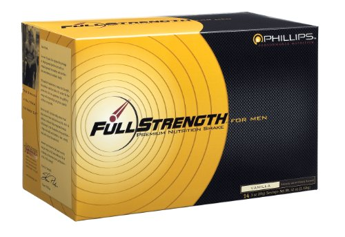 Full Strength Premium Nutrition Shake - Vanilla