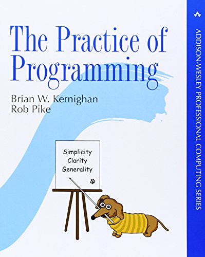 The Practice of Programming (Addison-Wesley Professional...