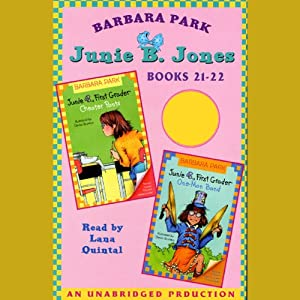 Junie B. Jones Collection: Books 21-22 | [Barbara Park]