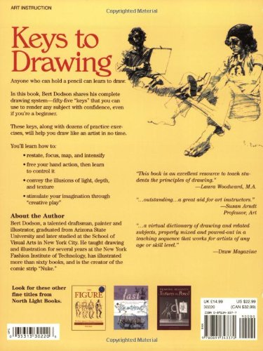 Keys to Drawing - RePrint Edition (1990)