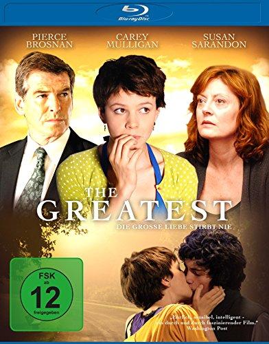 The Greatest - Die große Liebe stirbt nie [Blu-ray]