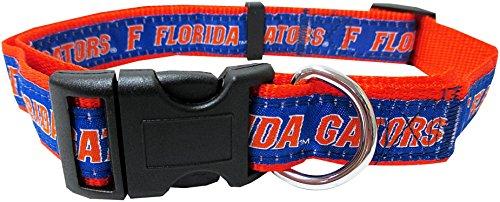 Pets First Collegiate Florida Gators Pet Collar, Medium