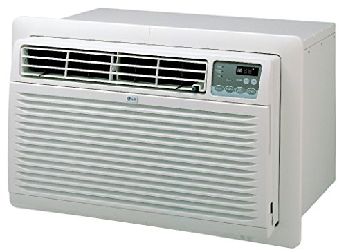 LG Electronics LT1215CER Vitality Star 11500 BTU 115-volt Thru-the-Wall Air Conditioner with Remote Control
