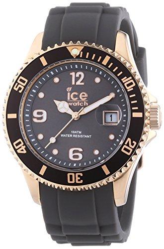 Ice-Watch Unisex-Armbanduhr Style taupe grey Analog Quarz Silikon IS.TAR.U.S.13