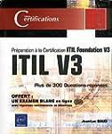 ITIL V3 - Pr�paration � la certificat...