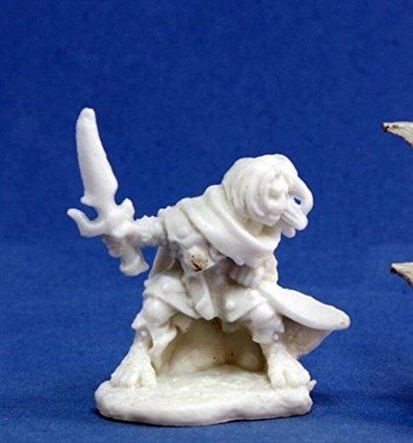 Hellakin Goregutter, Halfling Rogue (1) Miniature - 1