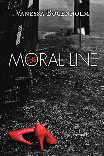 Book: THE MORAL LINE by Vanessa Bogenholm