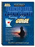 Brainerd Area and Atkin County Area Fishing Map Guide
