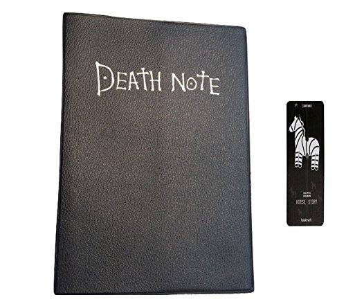 デスノート DEATH NOTE ★ノート単品★ 高品質 コスプレ 道具 ノートブック+ステッカー