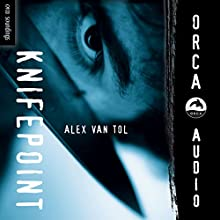 Knifepoint: Orca Soundings Audiobook by Alex Van Tol Narrated by Arielle Lipshaw