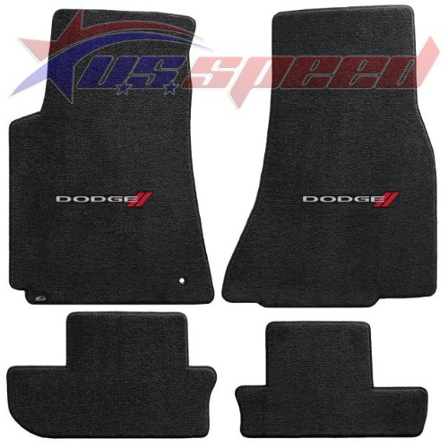 2011-2016-challenger-ebony-black-front-rear-floor-mats-dodge-logos