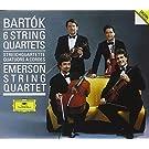 Bartok : les 6 Quatuors � cordes