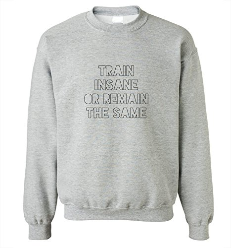 sweatshirt-da-uomo-con-train-insane-or-remain-the-same-frase-motivazionale-stampa-x-large-grigio