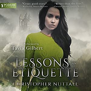 Lessons in Etiquette: Schooled in Magic, Book 2 Audiobook