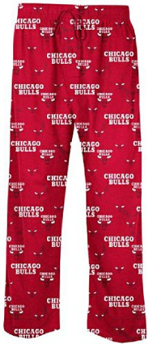 Chicago Bulls Red Keynote NBA Mens Pajama Pants by Concepts Sports (L=34-35) at Amazon.com