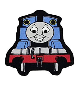 "Character World Thomas Express Shaped Rug from """