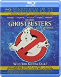 Ghostbusters (Mastered in 4K) [Blu-ray] (Bilingual)