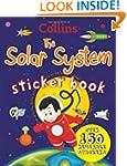 Collins Solar System Sticker Book (Co...