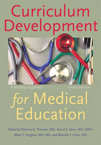 Curriculum Development for Medical Education: A Six-Step Approach (Mark Hopkins Development compare prices)