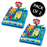 2x Tomy 7070 Screwball Scramble Game