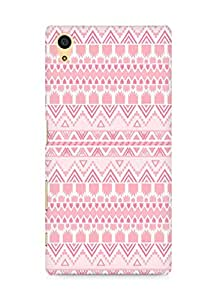 Amez designer printed 3d premium high quality back case cover for Sony Xperia Z5 (Pattern 6)
