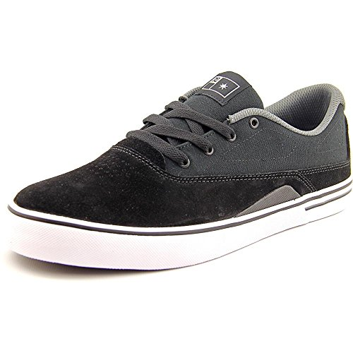 DC Shoes Sultan S Uomo US 10 Nero Scarpe Skate UK 9 EU 43