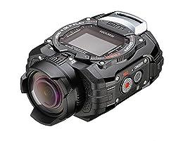 Ricoh WG-M1 14MP Waterproof Action Video Camera (Black)
