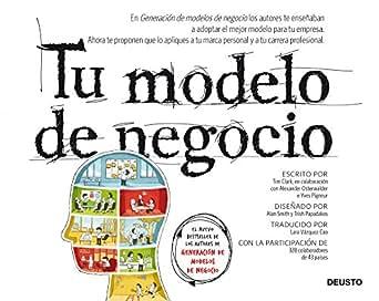 Amazon.com: Tu modelo de negocio (Spanish Edition) eBook: Alexander