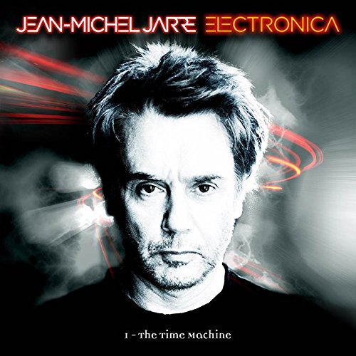 Electronica 1 : The Time Machine Cover