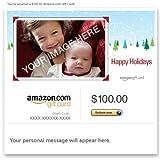 Amazon Gift Card - Upload Your Photo - Holiday