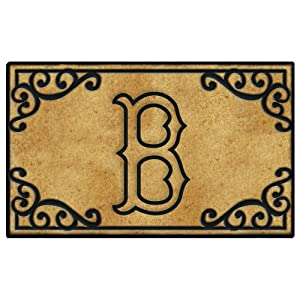 MLB Boston Red Sox Door Mat by The Memory Company