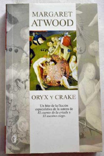 oryx and crake summary