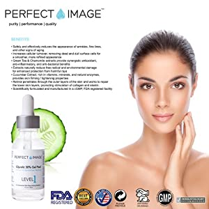 Glycolic Acid 50% Gel Peel - Enhanced with Retinol & Green Tea Extract (Professional Skin Peel)1 ounce from PERFECT IMAGE