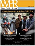 img - for Counterinsurgency in the Post-COIN Era (World Politics Review Features) book / textbook / text book