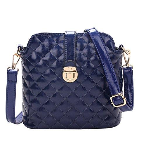 bag trapuntata guscio piccolo vento profumato/Ms. Messenger Bag/borsa a tracolla/borsetta-D