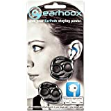 Earhoox 200-BK for EarPods-Compatible with iPhone 6/6+/5/5S/5C-Black